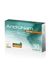 Andronam 30 capsule andropausa