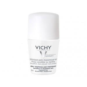 deodorante roll-on pelle sensibile e depilata