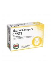Cysti Tisano complex - Cistite, renella, vie urinarie 30 compresse