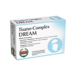 Dream Tisano Complex - Insonnia,ansia e insonnia 30 compresse