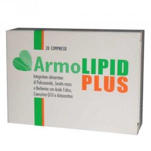 Armolipid plus 20 compresse - controllo del colesterolo