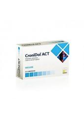 Cronidol Act 20 compresse - dolori e traumi